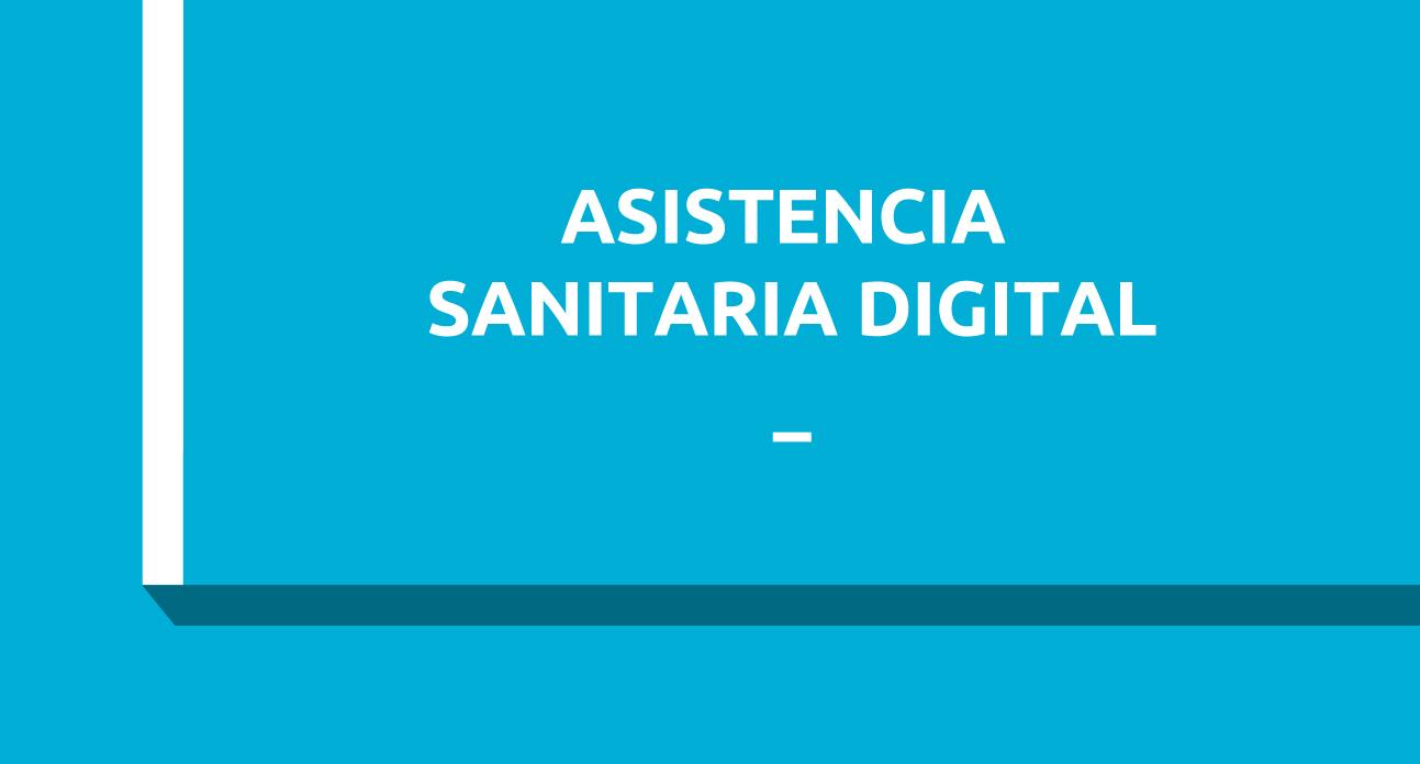 PRÁCTICA ASISTENCIAL DEL PROFESIONAL SANITARIO EN LA ERA DIGITAL