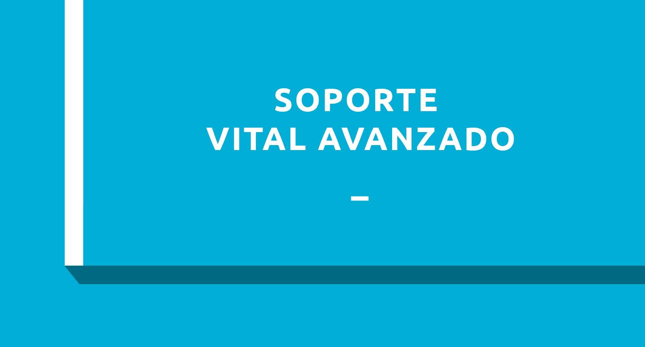 SOPORTE VITAL AVANZADO - ESTUDIANTES